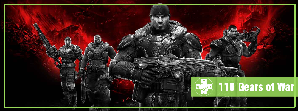 MeiaLuaCast #116: Gears of War