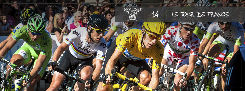 Beco da Bike #14: Le Tour de France