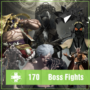 Vitrine MeiaLuaCast sobre Boss Fights