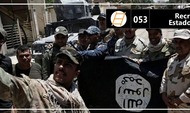 Chute 053 – Recrutas do Estado Islâmico